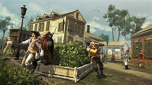 Assassin's Creed III - Multiplayer - Stealth - Select Game
