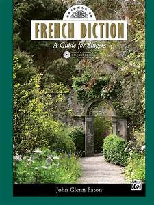 Gateway To French Diction  Vocal Comb Bound Book  U0026 Cd