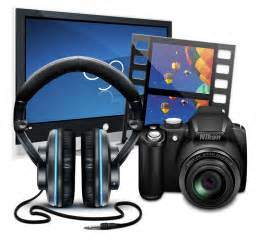 Multimedia Software Examples