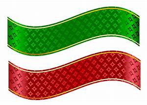 Red and Green Strip Set PNG Clipart | Gallery Yopriceville ...