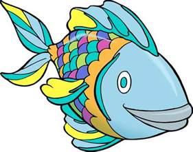 Colorful Fish Clip Art Free