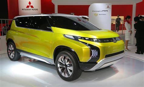 Mobil Gambar Mobilmitsubishi Delica by Mitsubishi Concept Ar Es Un Carro Tipo Monovolumen