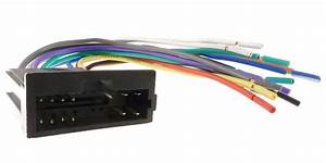 Cd Player Wiring Harnes To