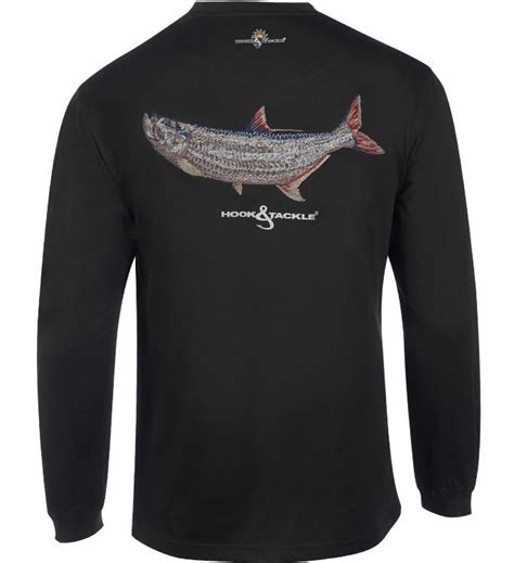 Fishing Shirt Embroidery