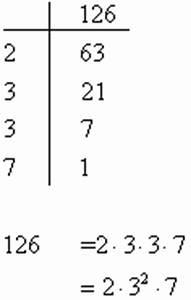Ggt Und Kgv Berechnen : primfaktorzerlegung vielfache und teiler teilbarkeit und zerlegung in primfaktoren ~ Themetempest.com Abrechnung