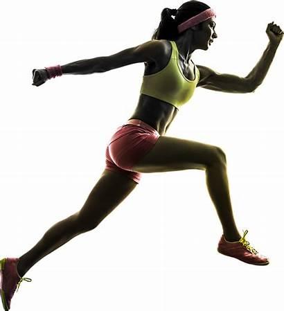 Running Transparent Background Woman Clipart Runner Plans