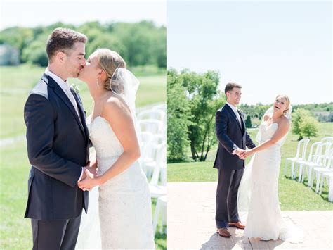 31 Wedding Day Couple First Look Maison Meredith