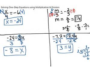 Algebra Tiles Worksheet Solving Equations by Solving Linear Equations With Multiplication And Division