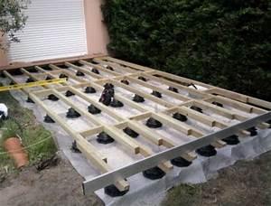 Poser Une Terrasse En Composite : terrasse en composite autour d 39 une piscine arrondie artisan charpente menuiserie ~ Melissatoandfro.com Idées de Décoration