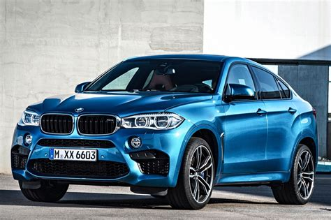 Used 2016 Bmw X6 M Suv Pricing  For Sale Edmunds