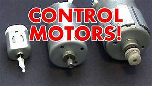 H Bridge Motor Speed Controller Tutorial