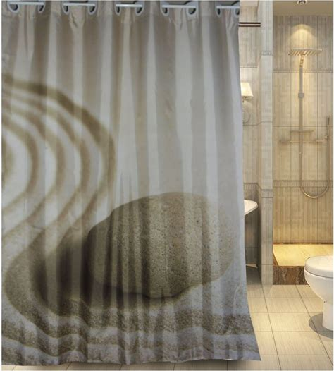 europe generation hookless design fabric shower