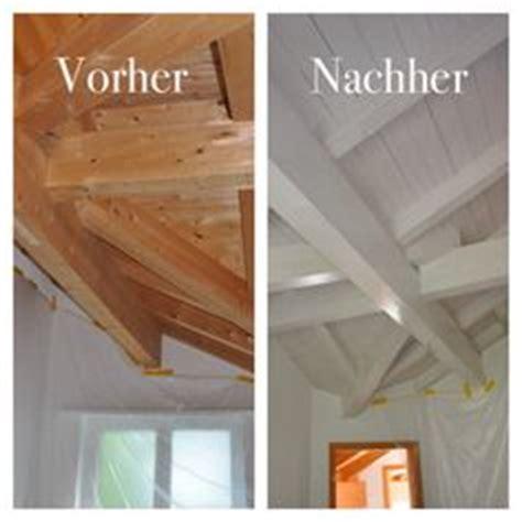 Alte Holzdecke Verschönern by Alte Holzdecke Streichen Parsvending