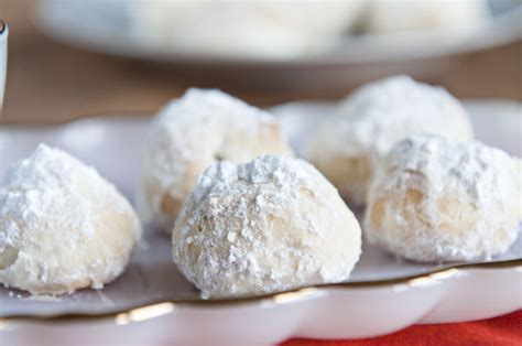 Traditional Mexican Wedding Cookies Recipe