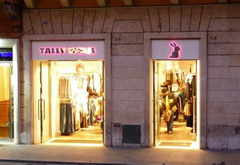 negozi di ladari a roma tally weijl negozi di roma 45793