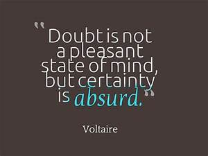 Inspirational Q... Certainty Love Quotes