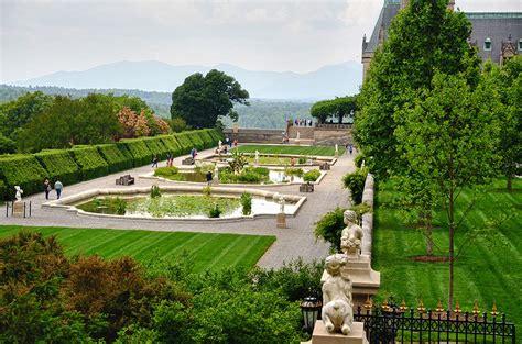 the biltmore estate gardens asheville nc garden walk