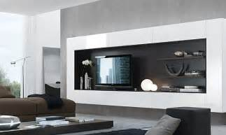 Meuble Tv Suspendu by 33 Modern Wall Units Decoration From Jesse