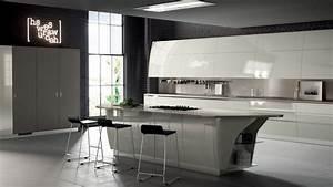 Le cucine moderne con isola cucine moderne for Cucine con isola nera