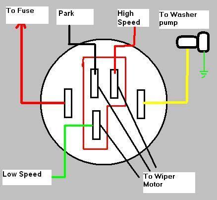 Quick Question Wiper Motor Switch Jeepforum
