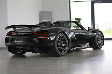 spyder porsche price it 39 s double your money as porsche 918 spyder goes up for