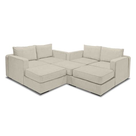 Lovesac Sales by 5 Series Sactionals M Lounger Taupe Lovesac Touch