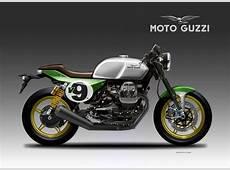 MOTO GUZZI V9 ITALIAN RACER by Oberdan Bezzi at Coroflotcom