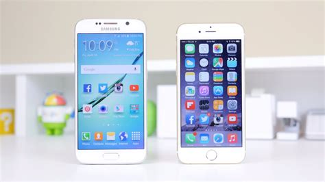 iphone or samsung samsung galaxy s8 vs apple iphone 7s the rivalry