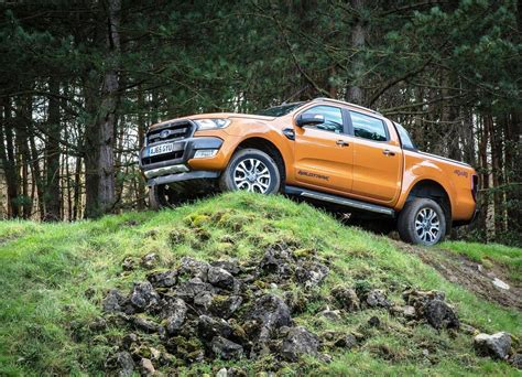 ford ranger fuel economy  towing capacity top