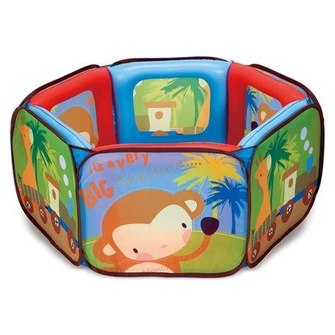 piscine gonflable avec siege parc gonflant 50 balles baby smile king jouet activités