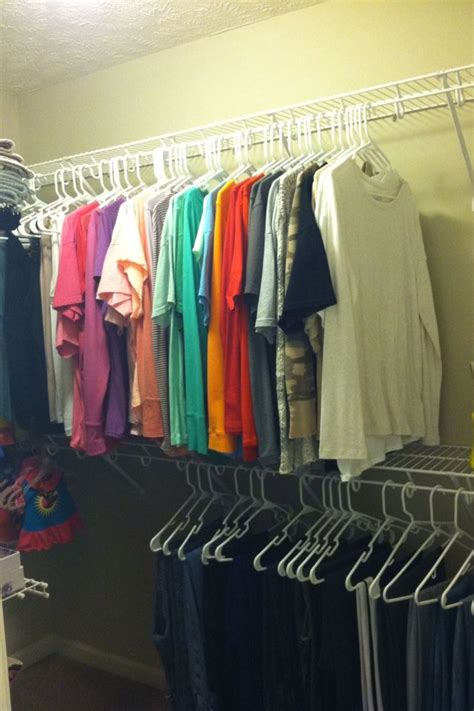 Walk In Closet Ideas On A Budget by My Home Story How To Diy Organize Your Walk In
