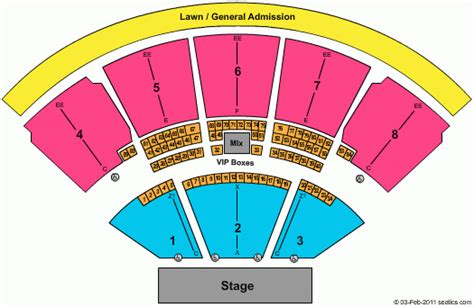 virginia beach amphitheater seating chart brokeasshomecom