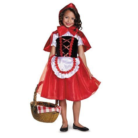 Disfraz Para Niña Caperucita Roja Halloween $ 235 550 en