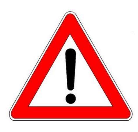 segnale mobile di pericolo segnale mobile di pericolo 28 images segnali stradali