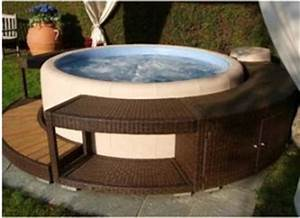 Whirlpool Für Draußen : whirlpool umrandung sitzb nke und abstellfl chen ~ Indierocktalk.com Haus und Dekorationen