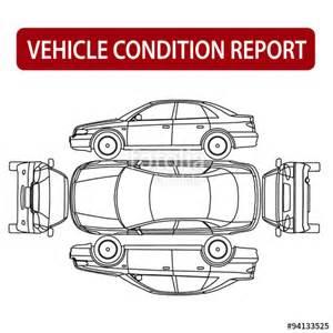 Vehicle Damage Inspection Checklist