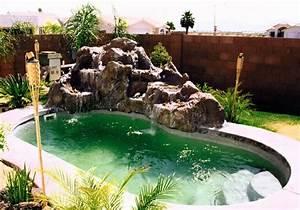 Wasserfall Für Pool : swimmingpool im garten welcher gartenpool w re passend ~ Michelbontemps.com Haus und Dekorationen