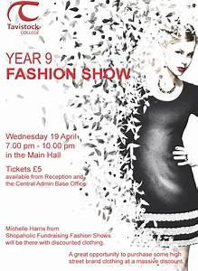 Event Calendar In Excel Year 9 Fashion Show Tavistock College