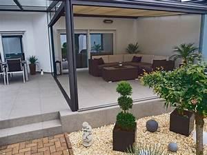 hochwertige belage auf balkon und terrasse benotigen eine With französischer balkon mit garten drainage