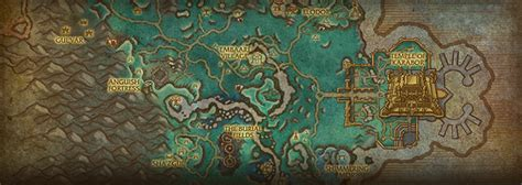 Siege Of Niuzao Temple Heroic Dungeon Guide Wod Warlords Of Draenor Zone Preview Shadowmoon Valley
