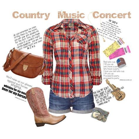 54 Best Country Concert Style Images On Pinterest