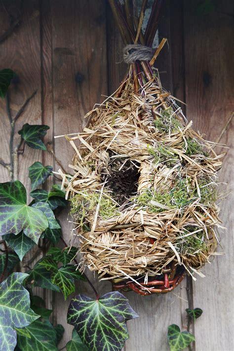 nichoir  oiseaux bien douillet le blog dici