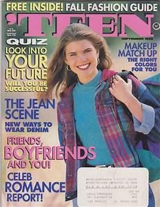 Sept 1993 Teen Vintage Magazine Fashion Great Ads | eBay ...