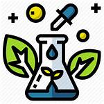 Science Biology Icon Lab Research Chemistry Icons