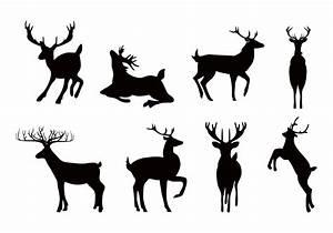 Mule Deer Silhouette | www.pixshark.com - Images Galleries ...