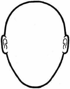 Face Outline Template - ClipArt Best