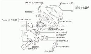 Husqvarna 55 Rancher Parts Diagram