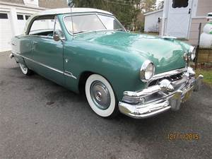 1951 Ford Victoria Two Door Hardtop For Sale  Photos