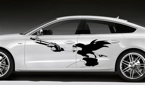 8 Best Images Of Custom Car Decals  Custom Car Decals And