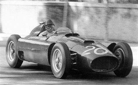 1956 juan manuel fangio lancia d50 fangio indy cars f1
